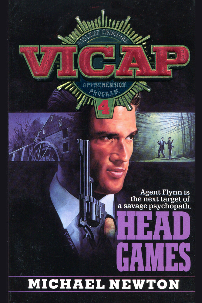 Head Games VICAP 4  cover 2 Mg